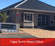 Uphando Cape Town Head Office